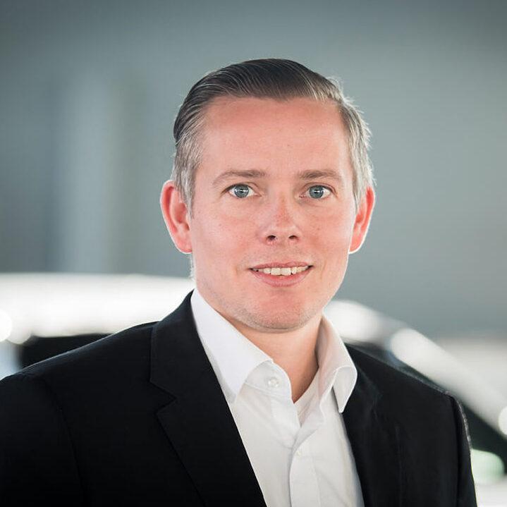 Sebastian Rose - Head of Sales, Xolvis GmbH